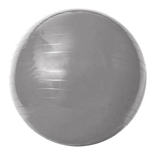 Bola para Pilates Yoga Abdominal e Ginástica Fitness 75cm com Bomba - BLACKBULL5072