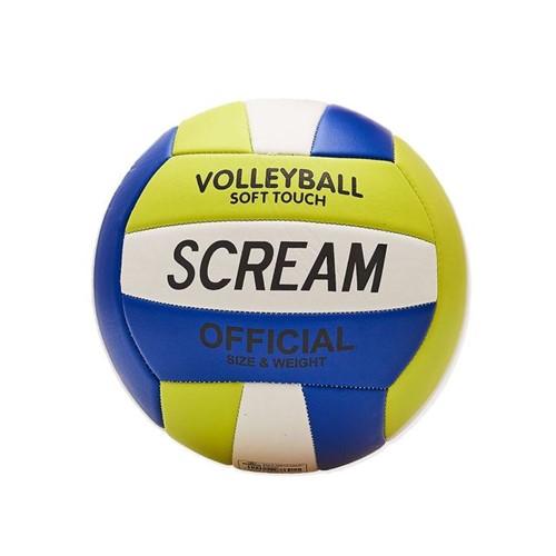Bola para Volei N5 Scream Azul Azul
