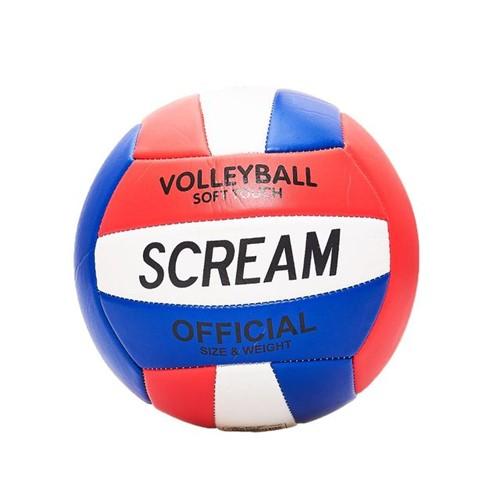 Bola para Volei N5 Scream Vermelho Vermelho