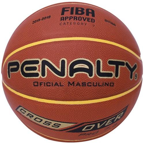 Bola Penalty Basquete 7.6 Crossover 8 | Botoli Esportes