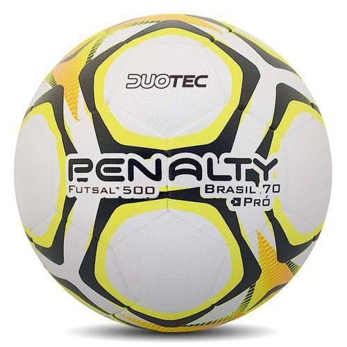 Bola Penalty Futsal Brasil 70 500 PRO IX