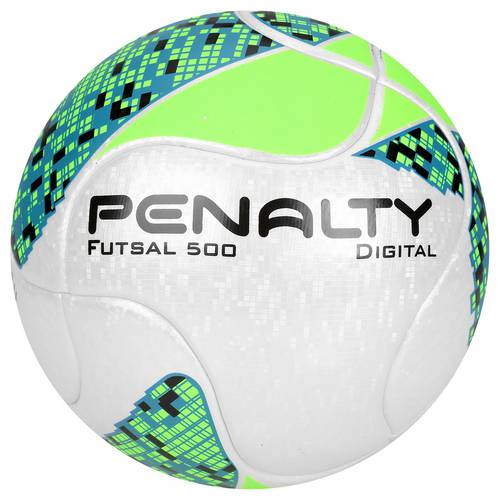 Bola Penalty Futsal Digital 500 Termotec 6