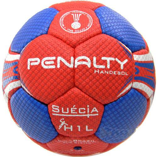 Bola Penalty Handebol Suecia Ultra Grip Hl1 C/c Vrm/azl
