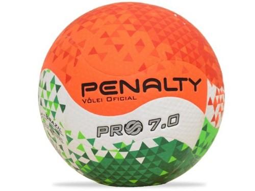 Bola Penalty Volei 7.0 Pro Branco