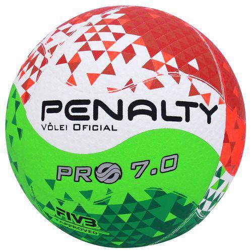 Bola Penalty Volei 7.0 Pró Viii Bc-lj-vd T - U