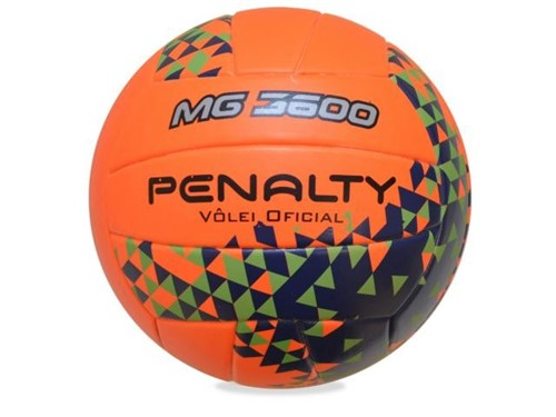 Bola Penalty Volei MG 3600 Fusion VII
