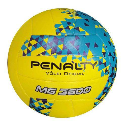 Bola Penalty Volei MG 3600 Fusion VIII