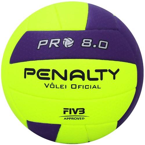 Bola Penalty Vôlei Pro 8.0 IX 5415822400-U 5415822400U