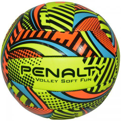 Bola Penalty Volei Soft Fun Viii