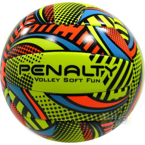 Bola Penalty Voleibol Beach Fun Soft C/c Amr/lrja