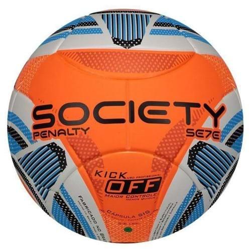 BOLA SOCIETY PENALTY SE7E R3 KO 9 - Compre Agora | Radan Esportes