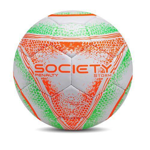 Bola Society Penalty Storm Costurada VIII