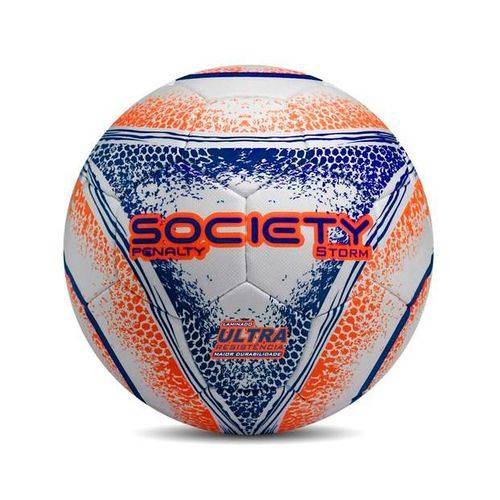 Bola Society Penalty STORM ULTRA RESISTENCIA Costurada