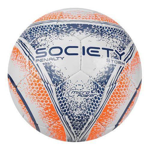 Bola Society Penalty Storm Viii com Costura