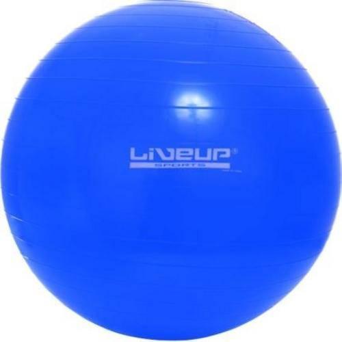 Bola Suiça Pilates Yoga 65 Cm Liveup Ls322165