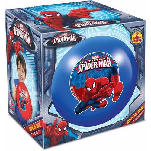 Bola Vinil na Caixa Spider Man - Lider - Ddc