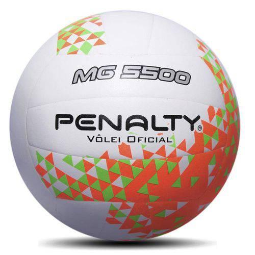 Bola Vôlei Penalty MG 5500 VIII 2018