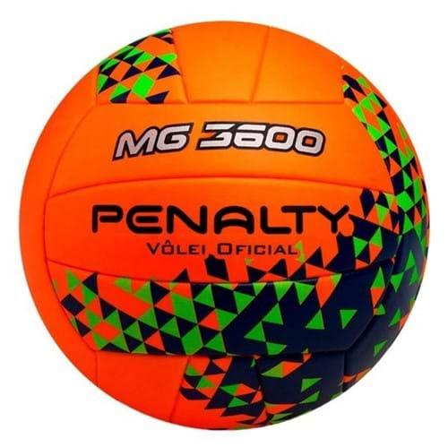 BOLA VÔLEI PENALTY MG 3600 ULTRA FUSION 8 - Amarelo/Azul/Roxo - Compre Agora   Radan Esportes