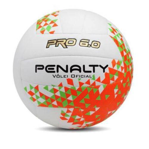 Bola Volei Pró 6.0 Matrizada - Penalty