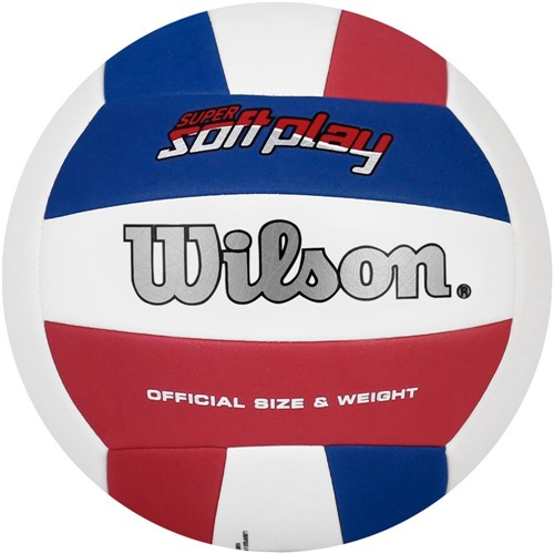 Bola Wilson Vôlei Super Soft Play | Botoli Esportes