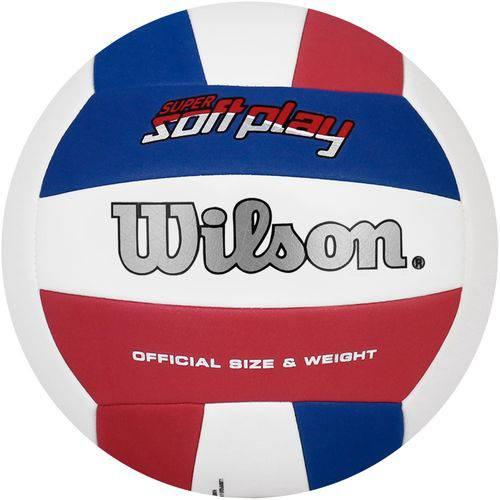 Bola Wilson Vôlei Super Soft Play