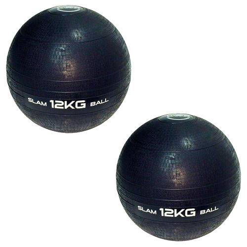 Bolas Medicine Slam Ball para Crossfit 12 Kg - Liveup