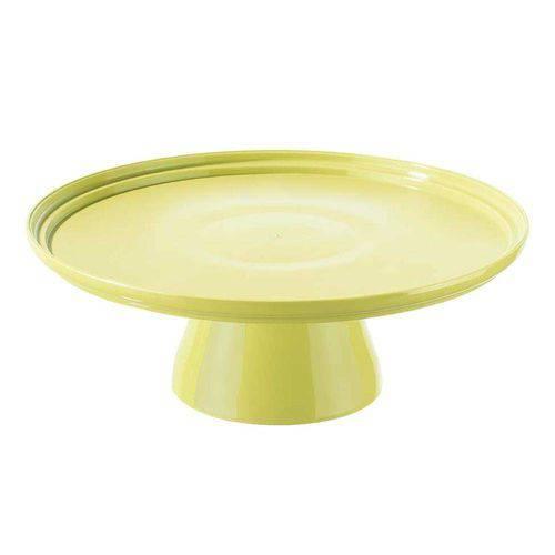 Boleira Cake 19,5cm Amarelo