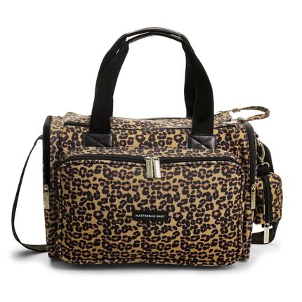 Bolsa Anne Animal Print - Onça - Masterbag