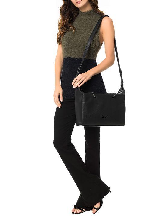 Bolsa Calvin Klein Jeans Duffle Nyck Preto - U