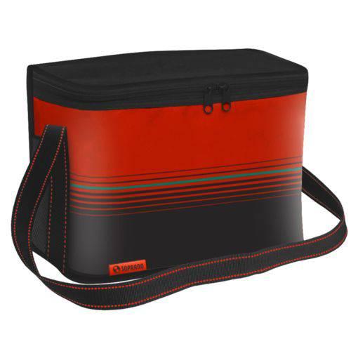 Bolsa Cooler Térmico Pop 30 Litros Soprano Vermelha