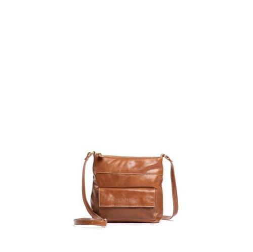 Bolsa Couro Mini Caramelo - U