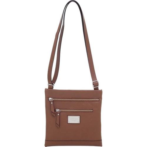 Bolsa Couro Transversal Castor Smartbag - 70193.16