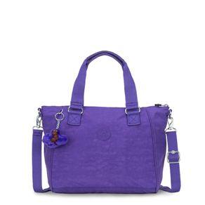 Bolsa de Mão Amiel Roxa Purple Grape Kipling