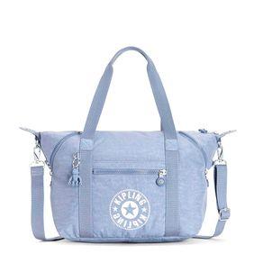 Bolsa Kipling Art Azul