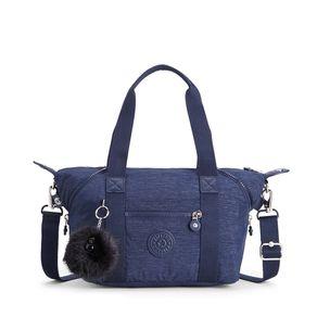 Bolsa de Mão Art Mini Azul Spark Night Kipling