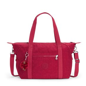 Bolsa de Mão Art Vermelha Radiant Red C Kipling