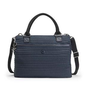 Bolsa de Mão Caralisa Azul Serious Blue Kipling
