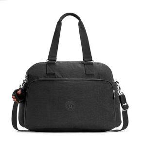 Bolsa de Mão July Bag Preta True Black Kipling