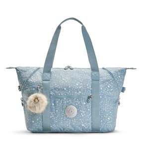 Bolsa de Ombro Art M Azul Silver Sky Kipling