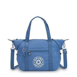 Bolsa de Ombro Art NC Azul Dynamic Blue Kipling