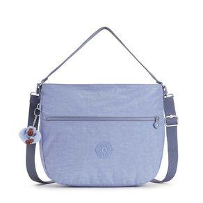 Bolsa de Ombro Fenna Azul Timid Blue C Kipling