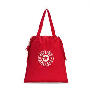 Bolsa de Ombro New Hiphurray Vermelha Lively Red Kipling