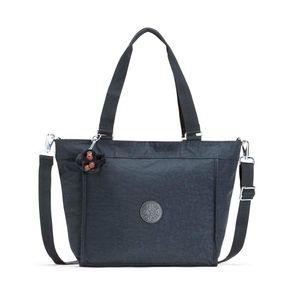Bolsa de Ombro New Shopper S Azul Marinho True Navy Kipling
