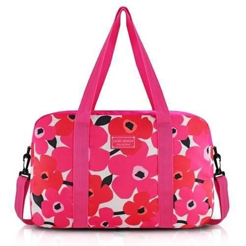 Bolsa de Viagem Pink Jack Design