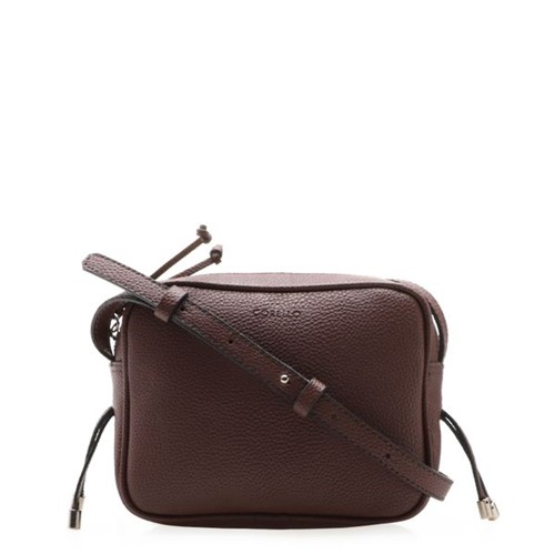 Bolsa Feminina Crossbody Ilana Eco - Floater Conhaque UN
