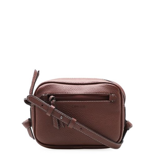 Bolsa Feminina Crossbody Isabella Eco - Floater Conhaque UN
