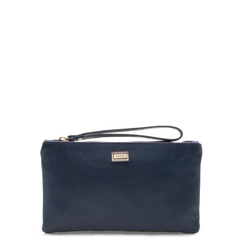 Bolsa Feminina Mini Bag - Couro Miumiu Safira UN