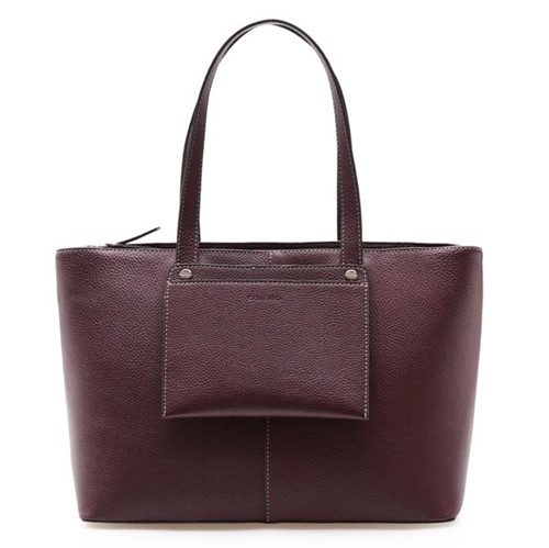 Bolsa Feminina Shopping Ali Eco Floater - Malbec UN