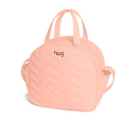 Bolsa G Chevron - Rosa - Hug