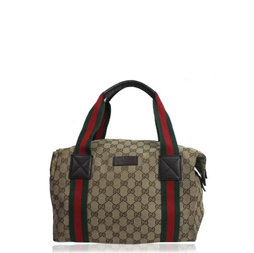 Bolsa Gucci Canvas